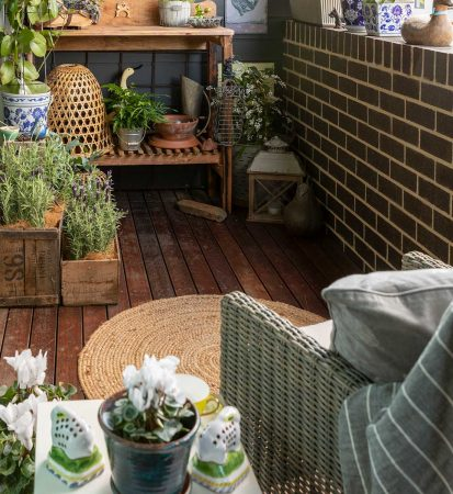 Bespoke Designs for Unique Garden Spaces - Balcony Gardens by DEEPDALE